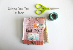 Solvang Road Trip Cover