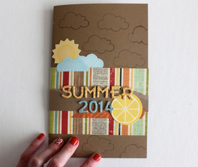 Summer Daybook Cover