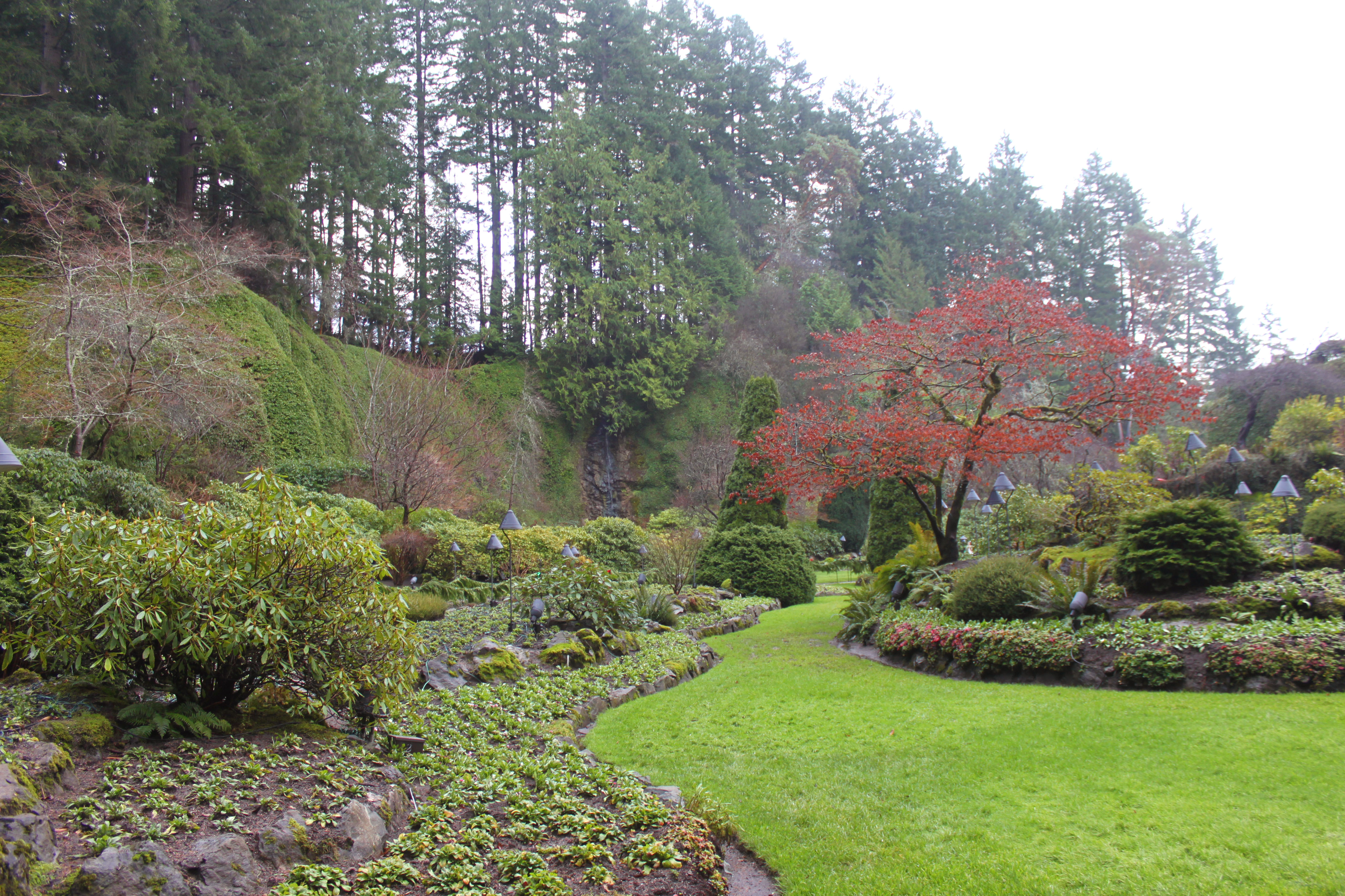 Our trip to canada part 2 the butchart gardens - Best time to visit butchart gardens ...