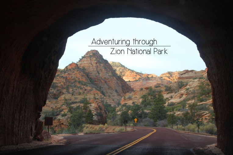 Zion National Park Title
