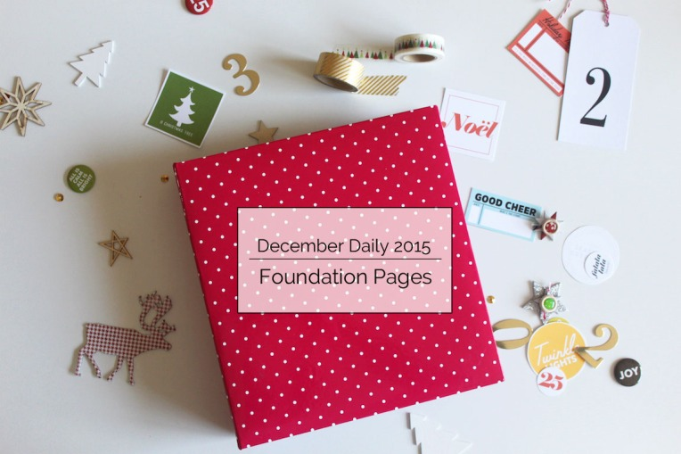 December Daily Foundation