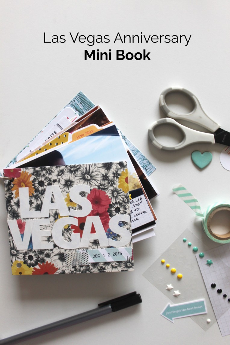 Las Vegas Mini Cover